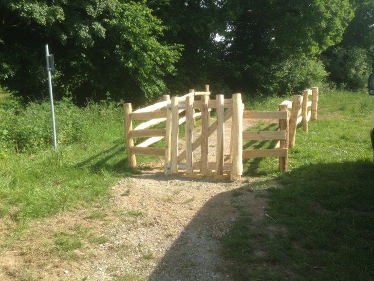 ASP Prävention Tierpark Wildgehege sichere extensiv Haltung von Rindern