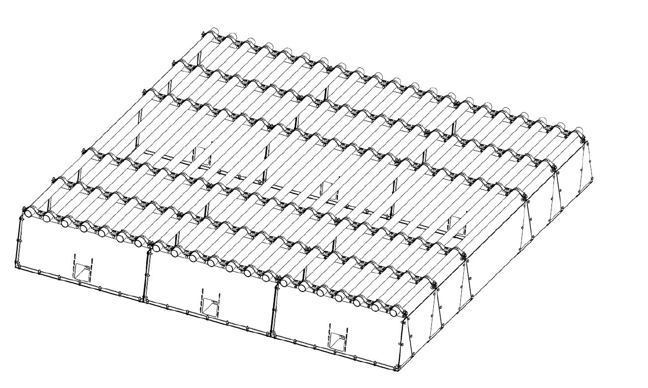 Modularer Aufbau unserer Weideroste