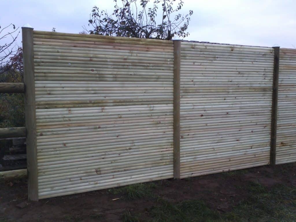 Lund Windschutz für ländliche Anwendungen