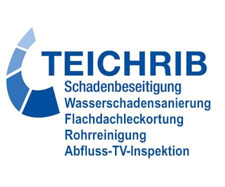 Eduard Teichrib Schadenbeseitigung: Wasserschadensanierung, Flachdachleckortung, Rohrreinigung, Abfluss-TV-Inspektion