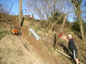 Herausforderungen beim Zaunbau für Pferde