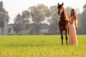 mein erstes Pferd